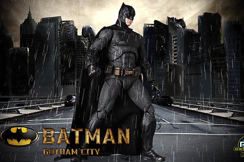 Batman Rainy Night (size 1920x1080mp)