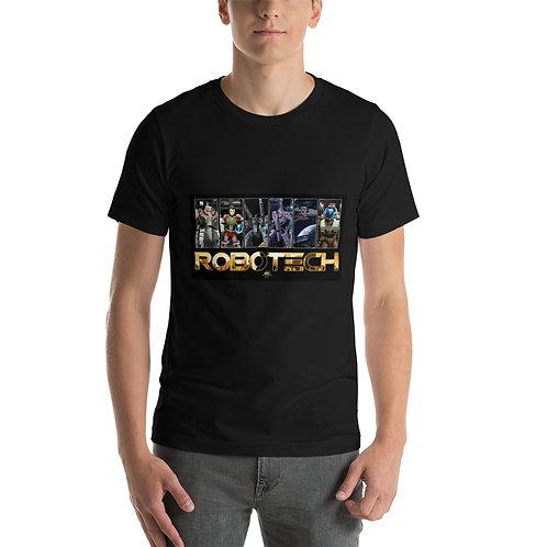 Robotech Short-Sleeve Unisex T-Shirt