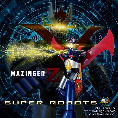 Mazinger Clip (size 1920x1920mp)