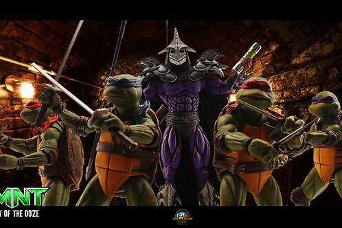 TMNT 1990 with Super Shredder 2 (size 3840x2160mp)