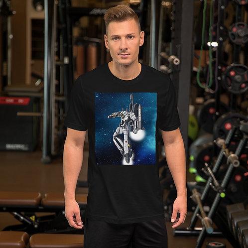 50944401 by Paul Manrique -Short Sleeve Unisex T-Shirt
