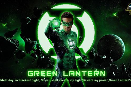 Green Lantern (size 1920x1080mp)