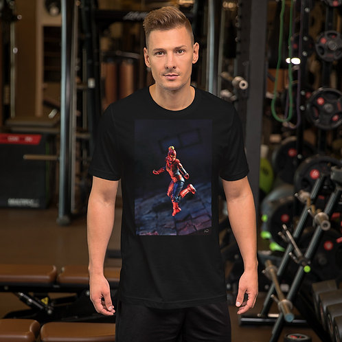 PEE_1408_PW by Perry Chua -Short Sleeve Unisex T-Shirt
