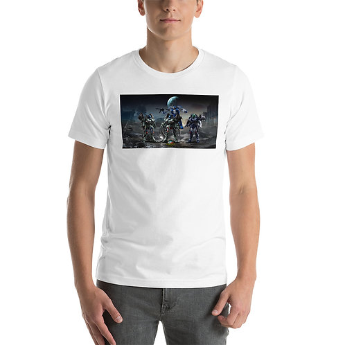 ROBOTECH_NEW GENERATION Short-Sleeve Unisex T-Shirt