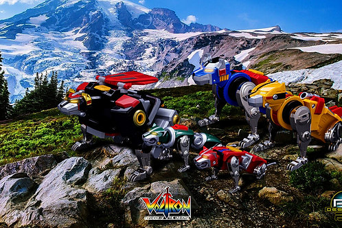 Voltron Lions Ready (size 1920x1080mp)