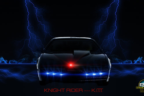 Knight Rider-KITT (size 1920x1080mp)