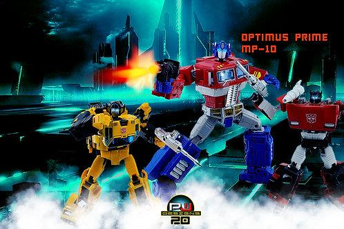 Transformers Optimus Prime (size 3840x2160mp)