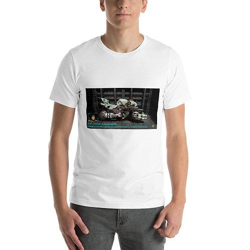 Cyclones-VR-052F Short-Sleeve Unisex T-Shirt