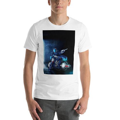 07_Yellow_1 by Daniel Quevedo Alvarez- Short Sleeve Unisex T-Shirt
