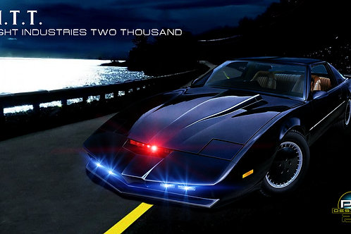 KITT-KNIGHT INDUSTRY TWO THOUSAND (size 1920x1080mp)