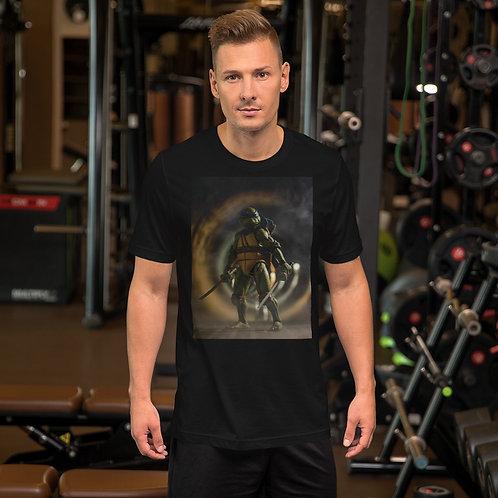 Leonardo by Alvaro Garcia-Short Sleeve Unisex T-Shirt