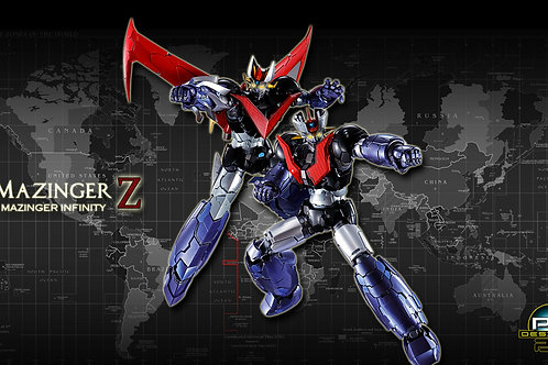 Mazinger Z Infinity_World Map (size 1920x1080mp)
