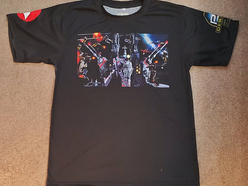 Rick Hunter SDF-1 Robotech Battle (Pre-Order) T-Shirt