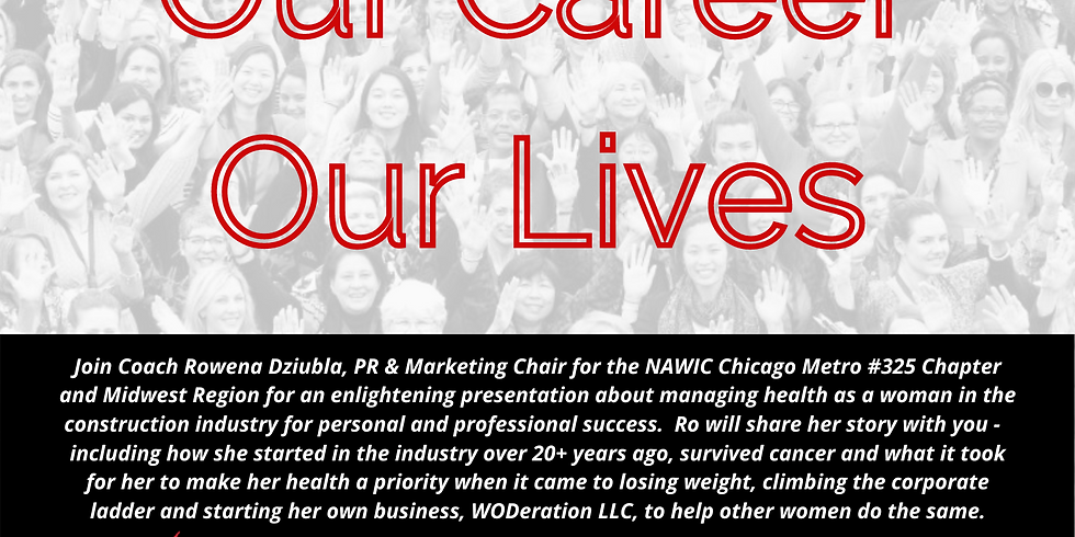 Our Career, Our Lives - Health & Career Coaching for Women in the AEC Industry