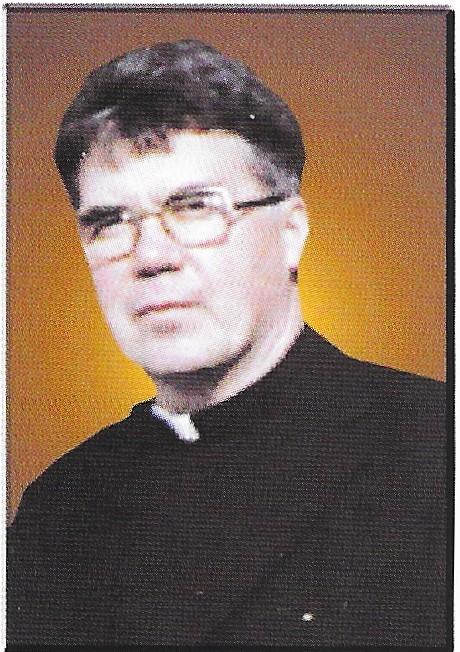 Fr Gerald McColgan