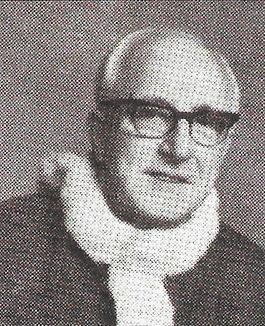 Canon Patrick Heaney