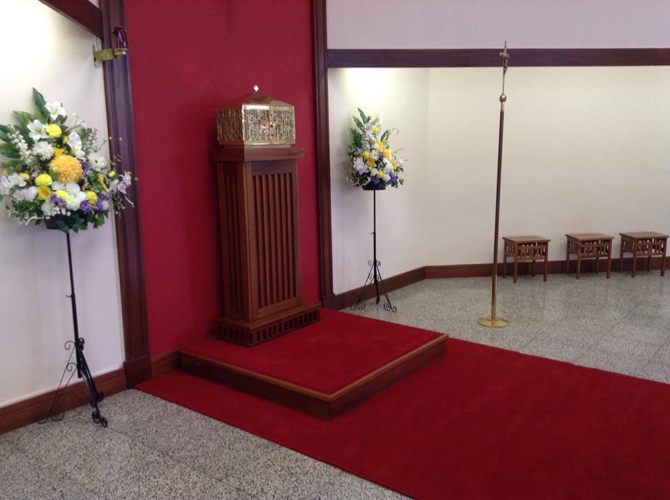 Tabernacle & Sanctuary