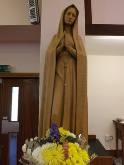 Statue of Our Lady