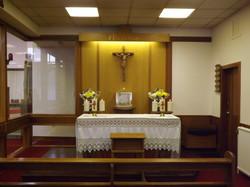 Marian Chapel Sanctuary