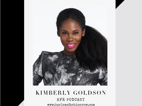 Podcast: The Strongest with Designer Kimberly Goldson