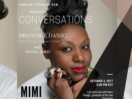 HFR 008 Conversation with Designer Mimi Plange