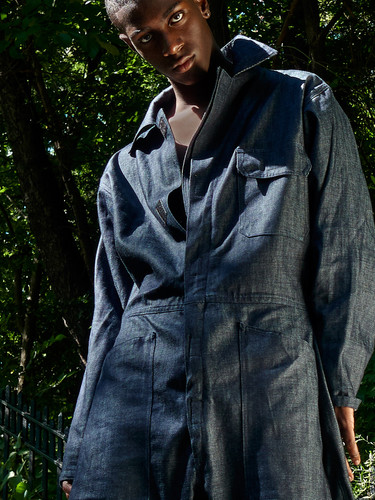THE REBELLE COVERALL