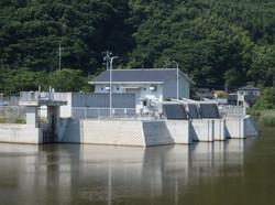 梅洞地区排水機場①