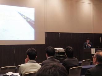 「農業農村工学会九州沖縄支部大会 第99回講演会」に参加しました。