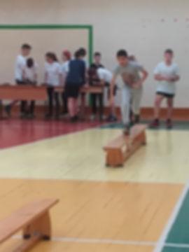 Лицей 35им. Буткова В.В. | Военно-спортивня эстафета 5, 6 классы