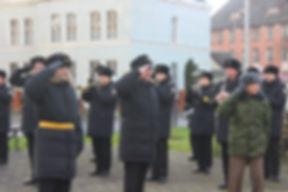 Лицей 35им. Буткова В.В. |Торжественная церемония принятия присяги