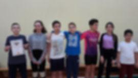 Лицей 35им. Буткова В.В. | Военно-спортивня эстафета 7 класс