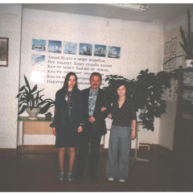 2003 г. Апрель. 11В