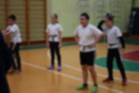 Лицей 35им. Буткова В.В. | Соревновния по тег-регби среди 4-х классов