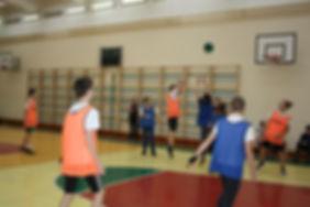 Лицей 35 им. Буткова В.В. | Соревнования по баскетболу среди 9-х классов