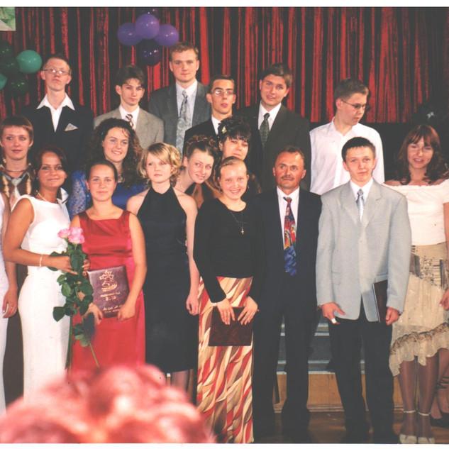 Выпуск 2002 г. 11Ю