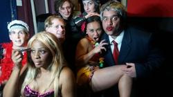 Burlesque Show Opening Night