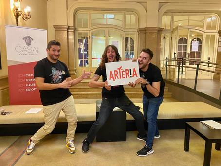El Casal presenta Artèria, una nova proposta de formació teatral que incorpora també classes de cant