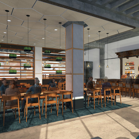 VERSA teams up w Chef Jared Gadbaw to design Detroit's most expected New Restaurant - Oak and Re