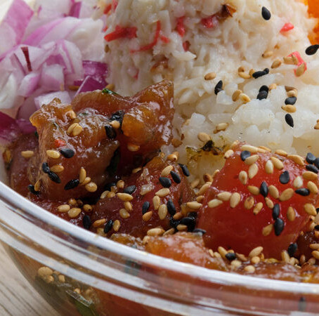 July Easy Ways to Eat Healthy at Koibito Poke