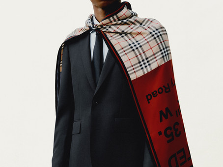 Marcus Rashford joins forces with Burberry to support disadvantaged young people across the world