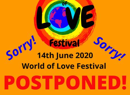 Reminder: 14.06.2020 Event Postponed
