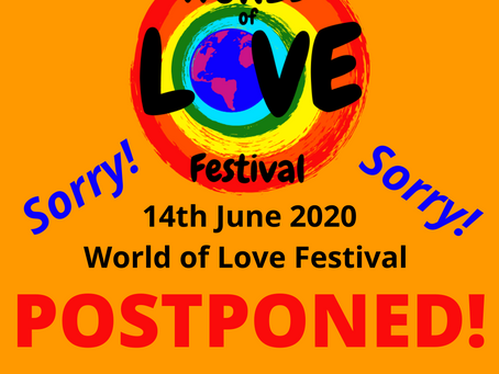 Reminder: 14.06.2020 Event Postponed