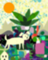 72 Collage with Dog and Plant.jpg