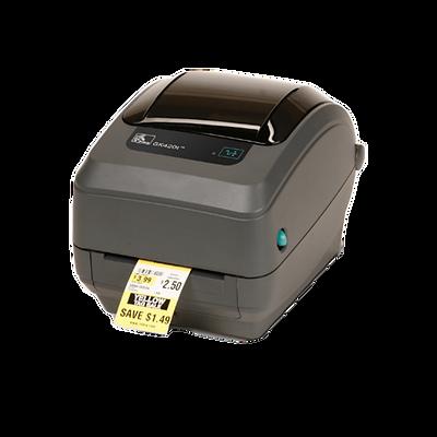 מדפסת מדבקות ZEBRA GK420