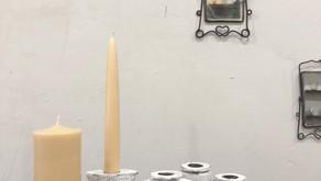 キャンドルと麦の灯りーミズノアキオの陶とー 11.20fri〜 開催