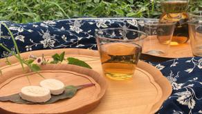 四十沢木材工芸 盆と豆皿 10/4まで開催