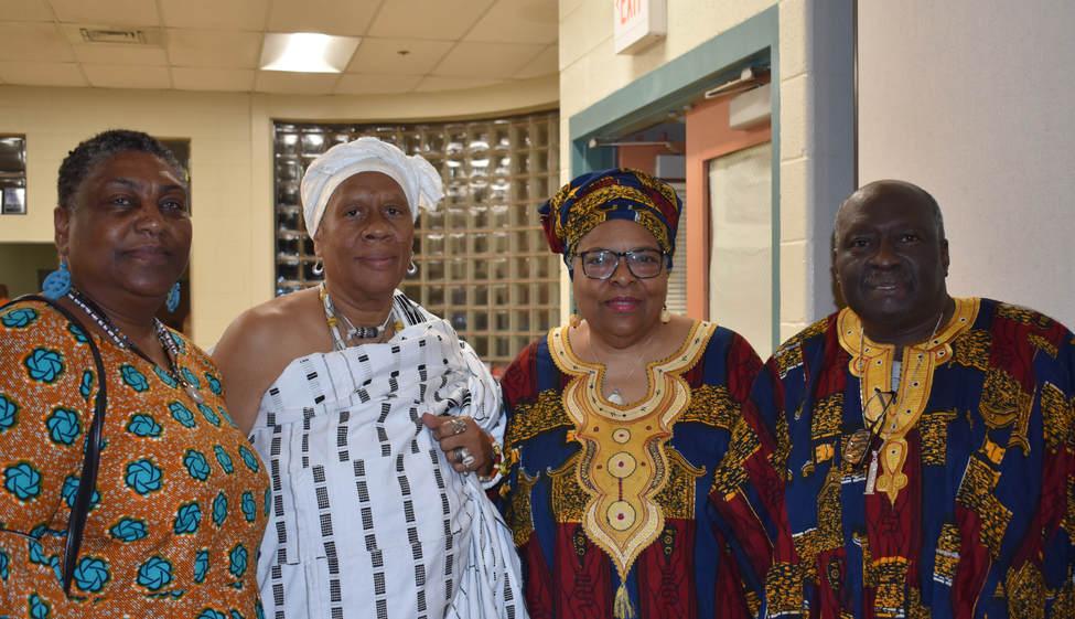 MY ELDERS WORK TO GUIDE NANAMODIXONPHD ON THE PATH (BOARD)