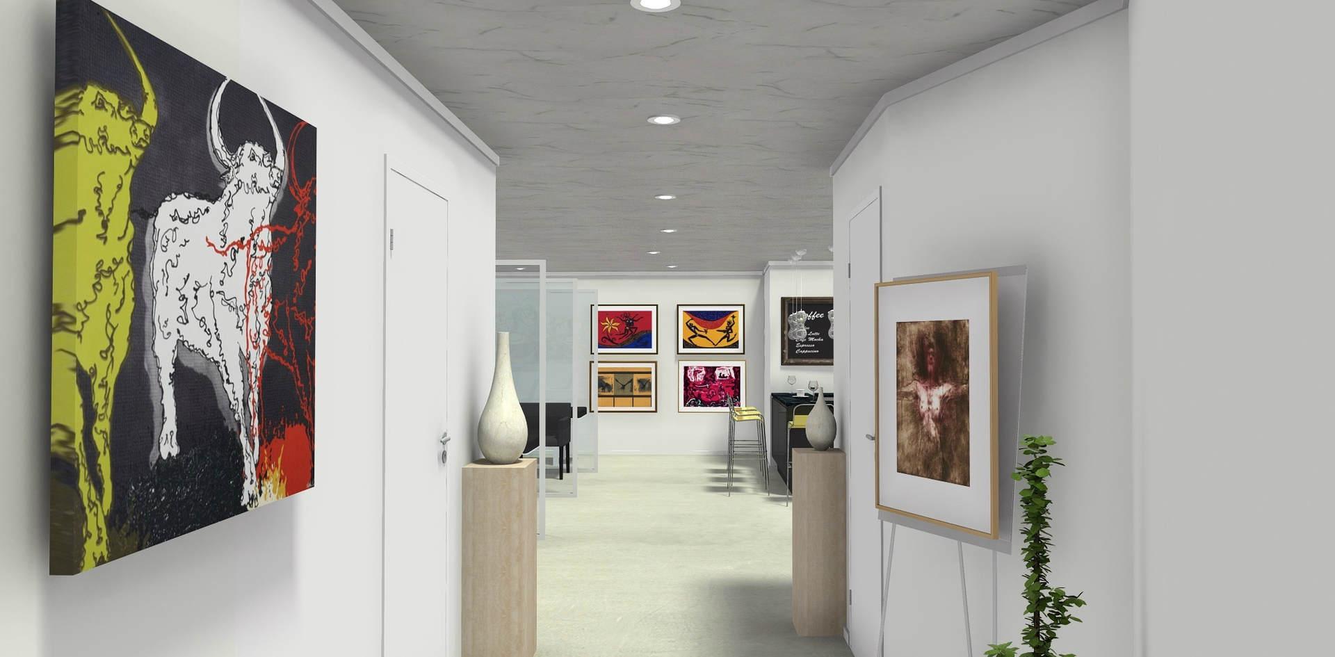 #GRAMOM HomeOfficeSpaces