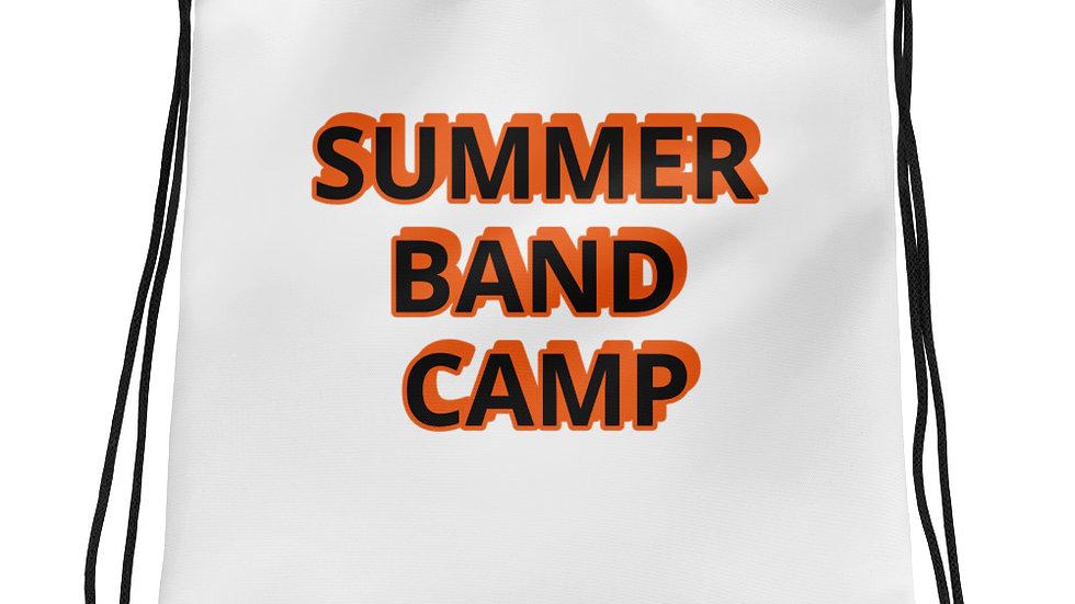 BUDD BOYZ SUMMER BAND CAMPS Drawstring bag