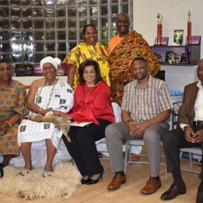 Nana Osofo Yaw Kente Recognition 2019